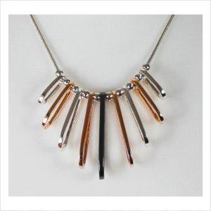 Tri-Aztec Necklace