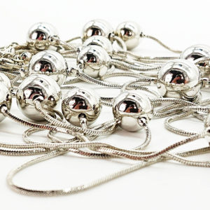 Chain of Balls Necklace