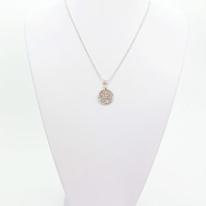 Fortune Wheeling Necklace