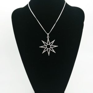 Radiant Star Necklace