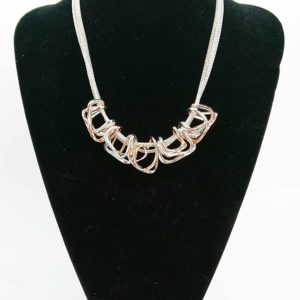 Gilded Cage Necklace