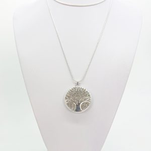 In A Field of Diamonds Necklace