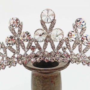 Triple Diamond Tiara