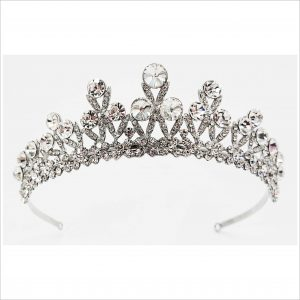 Triple Diamond Tiara