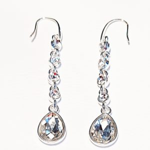 Sparkling Galore Drop Earrings